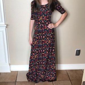 XS LuLaRoe Maxi dress
